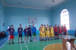 В Павлоградском районе разыграли Кубок по баскетболу