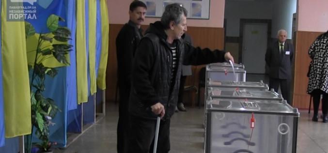 Павлоградцы избрали городским головой Анатолия Вершину