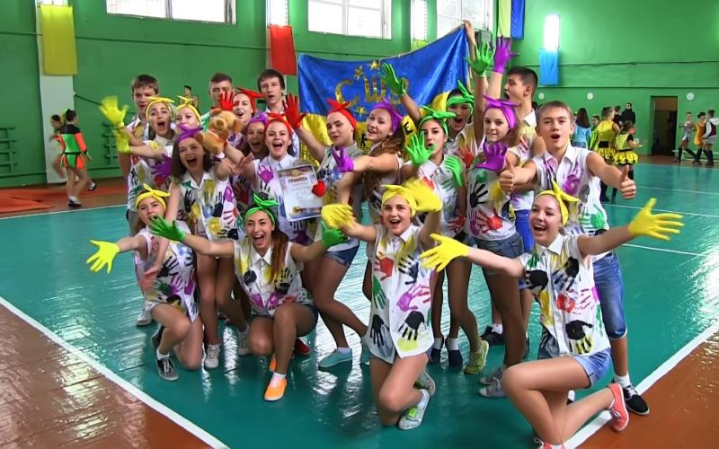 В Павлограде прошли областные соревнования по аэробике (ФОТО)