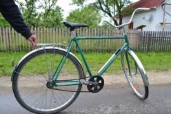 Участковый помог вернуть украденный велосипед
