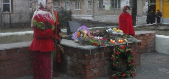 Павлоградцы почтили память жертв Голодомора