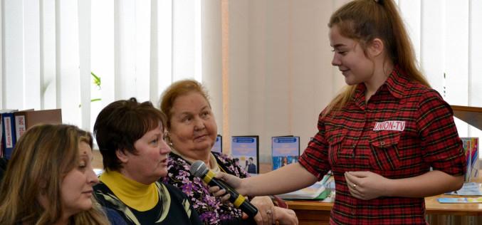 Павлоградцы поделились секретами создания детского телевидения