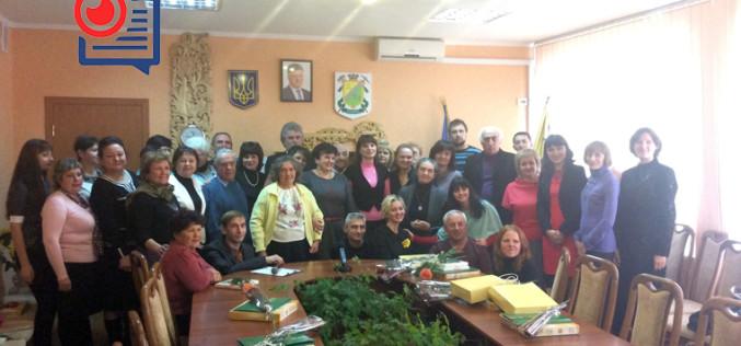 В Павлограде наградили работников сферы культуры (ФОТО и ВИДЕО)