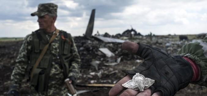 Офицеры оперативного командования «Схід» выступили с письмом в поддержку Виктора Назарова