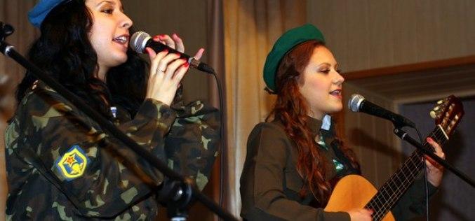 Павлоградские вокалистки покорили Международный фестиваль патриотической песни