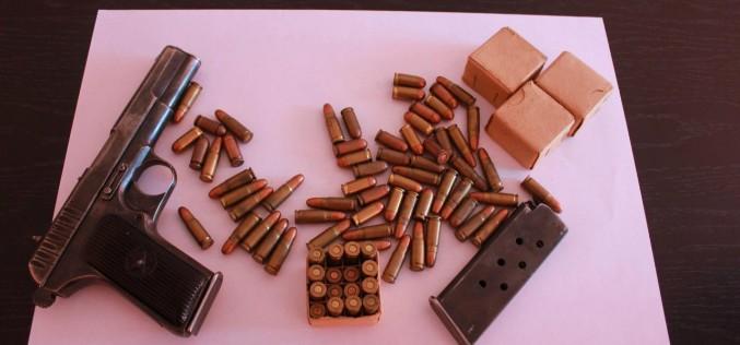Павлоградцы принесли в милицию больше 10 единиц оружия и спецсредств