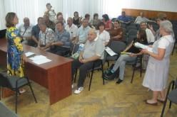 Членство Оксаны Горовой в исполкоме вызвало раздор в Общественном совете