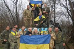 Павлоградцы привезли праздник на передовую