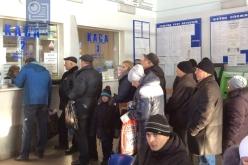 В Павлограде прошла проверка пригородных маршруток — выявили нарушения (ВИДЕО)