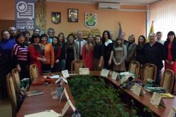 В Павлограде побывали гости из Луцка, Грузии, Молдовы и Венгрии