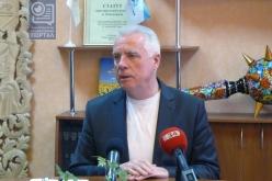 Первое интервью нового мэра Павлограда: о депутатах, дворниках и медицине (ВИДЕО)