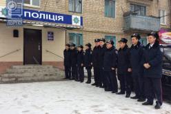 На поселке им. 18 сентября откроют пункт полиции (ОБНОВЛЕНО)