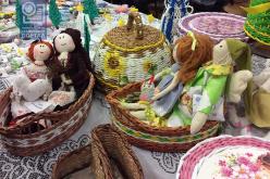В музее открыли выставку-ярмарку новогоднего handmade (ФОТО)