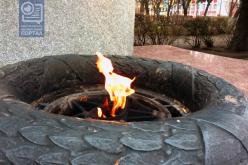В Павлограде на Вечном огне установят прибор учёта газа