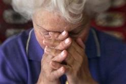 В Терновке спасали двух пожилых женщин