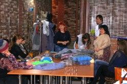 В Павлограде открылся кружок вязания для вынужденных переселенцев