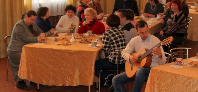 Концерт для сильных духом к Международному дню инвалида (ФОТО)