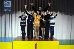 Клуб «Аллегро» привёз комплекты медалей из Запорожья