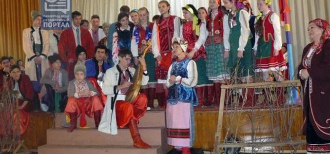 В Павлограде показали, как нужно отмечать Андреевские вечерницы (ФОТО)