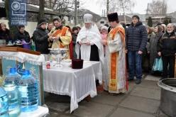 Когда можно освятить воду в храмах Павлограда?