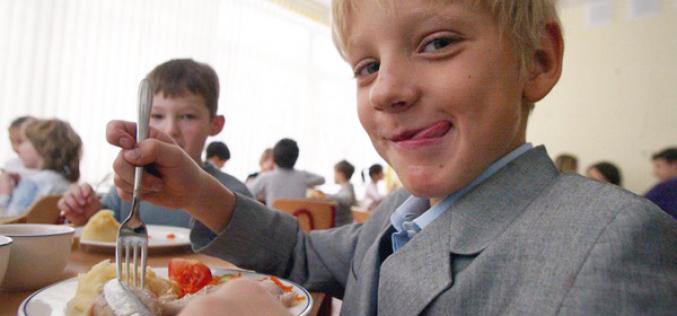 Школьные столовые в Павлограде планируют передать на  аутсорсинг