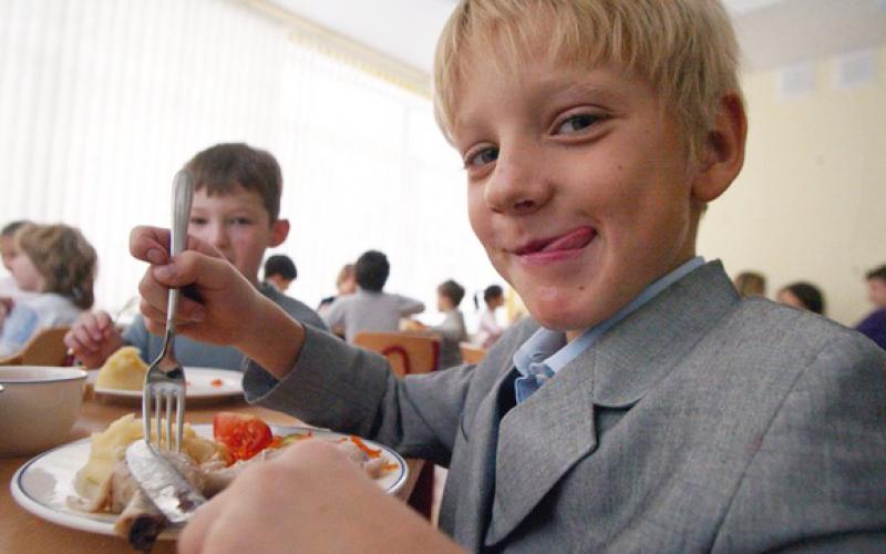 Депутатам нужно придумать, как накормить школьников в следующем учебном году