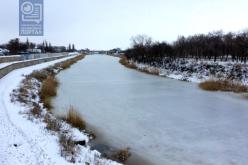 В Павлограде рыбак провалился под лёд