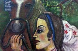 В Павлограде открылась выставка наивного искусства Елены Рыбальченко (ВИДЕО)