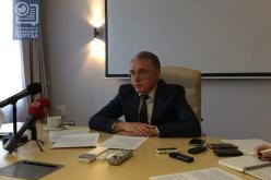Сергей Воронин рассказал о «миллионах тонн шахтёрской славы» и миллиардных налогах