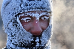 В Павлограде и районе зафиксированы случаи обморожения пьяных