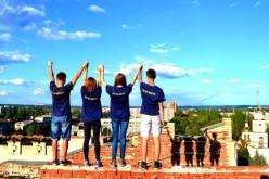 В Павлоград приедет волонтерский лагерь «Строим Украину вместе» (ВИДЕО)