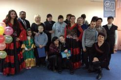 В «Школу Ирины» приехала ромская организация «Амаро кхер» (ВИДЕО)