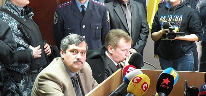 В Павлоградском суде допросят бывшего и.о. министра обороны Украины