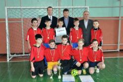 Терновские школьники — чемпионы области по футзалу-2016