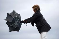 На Днепропетровщине объявили штормовое предупреждение