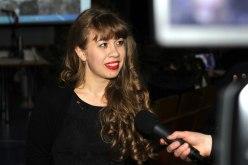 Старшеклассница презентовала в Павлограде свой сборник стихов