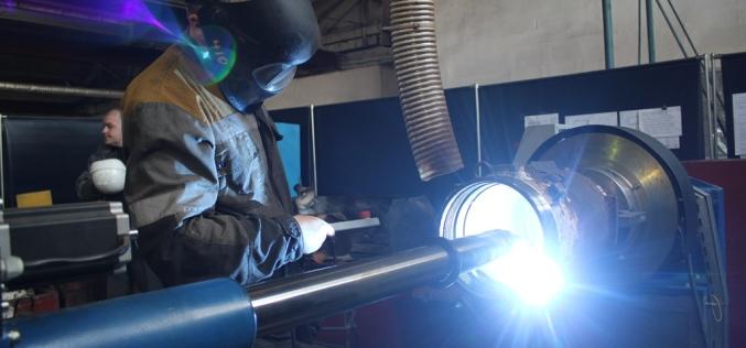 Першотравенский РМЗ освоил ремонт импортного оборудования и на 2/3 обеспечивает потребность шахт ДТЭК в секциях мехкрепей