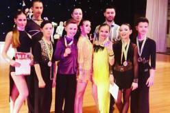 Павлоградские танцоры стали звездами паркета
