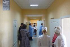 В больнице №4 отремонтировали терапевтическое отделение (ФОТО и ВИДЕО)