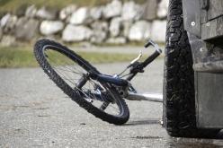 В Павлограде количество ДТП с участием велосипедистов увеличилось вдвое