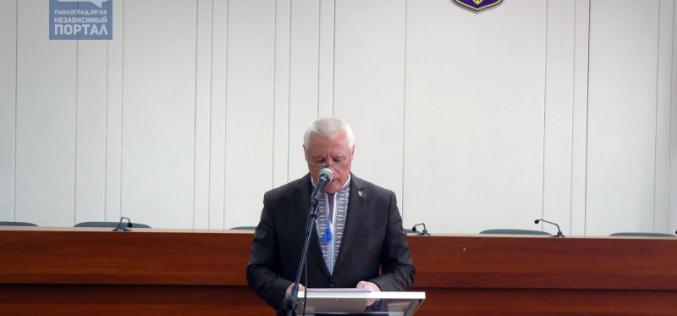 Мэр Павлограда отчитался за пять месяцев работы