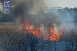 За неделю в Павлограде произошло 3 пожара