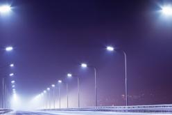 На ул. Днепровской заменят 1200 светильников