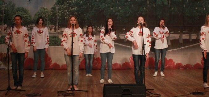 Вокальный фестиваль в Павлограде собрал более трехсот участников (ВИДЕО)