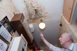Из-за недобросовестных подрядчиков 8 квартир залило водой