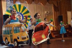 В Павлограде соревновались Юные инспекторы движения (ФОТО)
