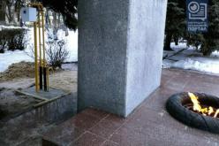 Счетчик газа на Вечном огне до конца года сэкономит 80 тыс. грн