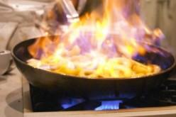 В Павлограде из-за пригоревшей еды трижды вызывали пожарных