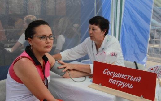 Плата за прогресс — в Павлограде становится больше гипертоников