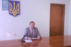 Святослав Максимчук отчитался за год работы на должности главы Павлоградской РГА